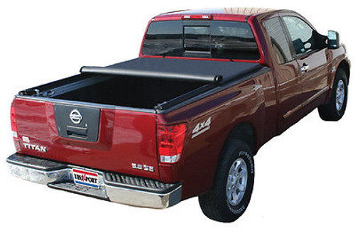 297101 - TRUXEDO TRUXPORT SOFT ROLL UP TONNEAU COVER 04-15 NISSAN TITAN 5.5' BED