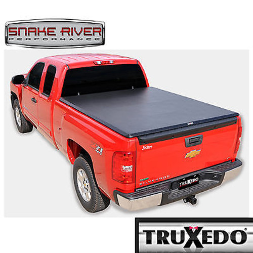 271801 - TRUXEDO TRUXPORT SOFT ROLL UP TONNEAU COVER 14-15 CHEVY GMC 1500 5.8' BED