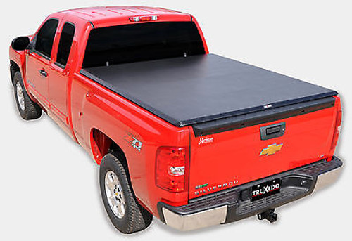 272201 - TRUXEDO TRUXPORT SOFT ROLL UP TONNEAU COVER 14-15 CHEVY GMC 1500 8' BED