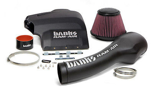 41882 - BANKS POWER OILED RAM COLD AIR INTAKE 2011-2014 FORD F150 6.2L V8