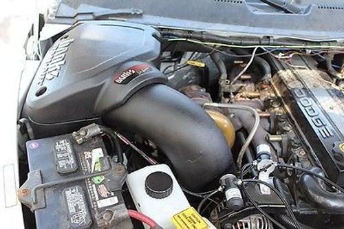 42185-D - BANKS DRY RAM AIR INTAKE 08-10 FORD POWERSTROKE DIESEL 6.4L F250 F350 SUPERDUTY