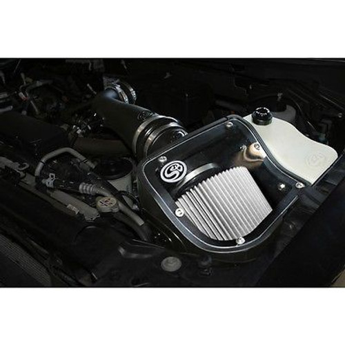 75-5050D - S&B COLD AIR INTAKE 2009-2010 FORD F150 5.4L V8 DRY FILTER CAI