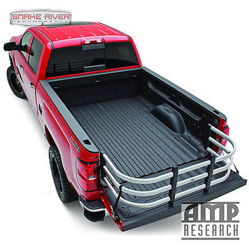 74813-00A - AMP RESEARCH BEDXTENDER MAX 04-14 FORD F150 STANDARD BED SILVER