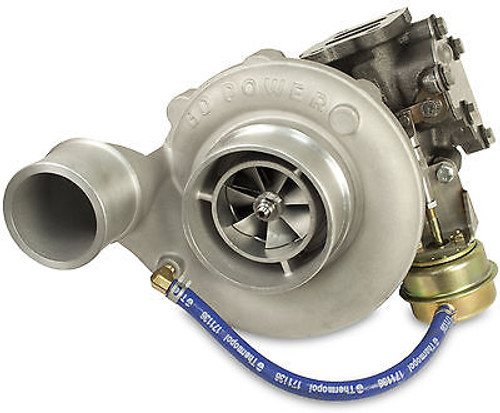 1045161 - BD DIESEL KILLER B SINGLE TURBO CHARGER 03-07 DODGE RAM 2500 3500 5.9L DOWNPIPE