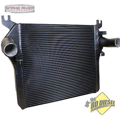 1042710 - BD DIESEL XTRUDED CHARGE AIR COOLER 03-07 FORD SUPER DUTY POWERSTROKE F250 F350