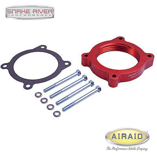 450-638 - AIRAID POWERAID THROTTLE BODY SPACER 11-15 FORD F150 MUSTANG 5.0L V8
