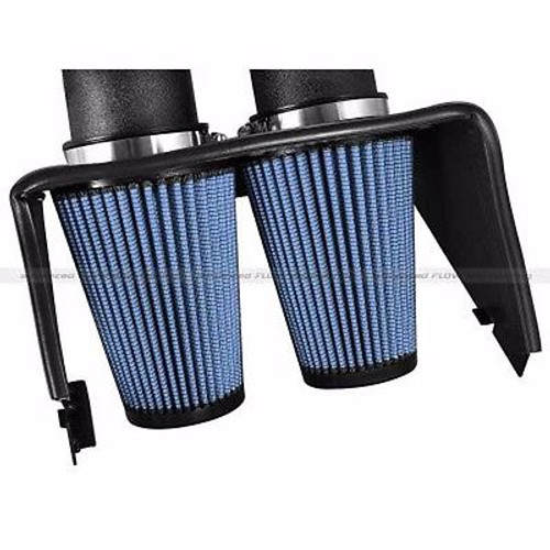 AFE POWER MAGNUM FORCE AIR INTAKE 15-16 FORD F150 V6 ECOBOOST STAGE 2 PRO 5R OILED
