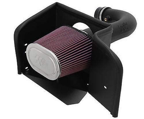 K&N PERFORMANCE COLD AIR INTAKE 2008-2012 DODGE RAM 1500 4.7L - 63-1529