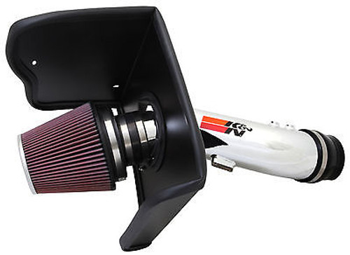 K&N PERFORMANCE COLD AIR INTAKE 2010-2017 TOYOTA TUNDRA 4.6L ALUMINUM - 77-9035KP