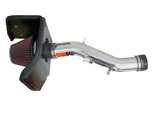 K&N PERFORMANCE COLD AIR INTAKE 2005-2011 TOYOTA TACOMA 4.0L POLISHED - 77-9025KP