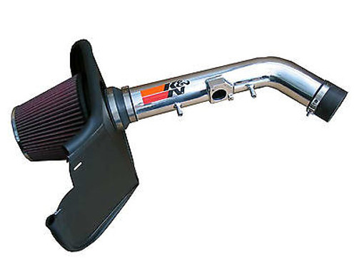 K&N PERFORMANCE COLD AIR INTAKE 1999-2004 TOYOTA TACOMA 3.4L  POLISHED - 77-9015KP