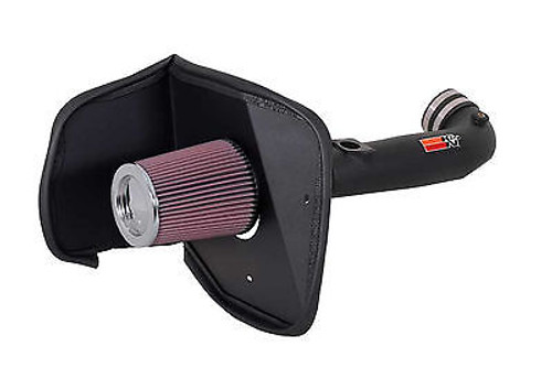 K&N PERFORMANCE AIRCHARGER COLD AIR INTAKE 2003-2004  TOYOTA TUNDRA 4.7L - 63-1058