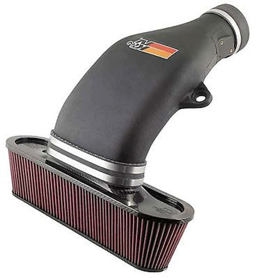 63-3060-1 - K&N PERFORMANCE COLD AIR INTAKE 2006-2009 CHEVY CORVETTE Z06 7.0L