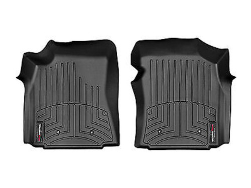 440101 - WEATHERTECH DIGITAL FIT FRONT FLOOR LINER 2001-2004 TOYOTA TACOMA BLACK