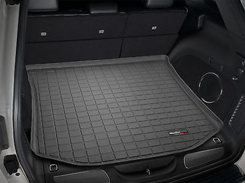 40495 - WEATHERTECH DIGITAL FIT CARGO LINER FOR 07-15 JEEP WRANGLER BLACK