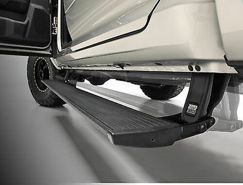 75125-01A - AMP RESEARCH POWERSTEP RETRACTABLE SIDE STEP 2007-2014 CADILLAC ESCALADE