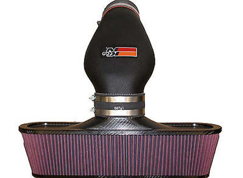 63-3052 - K&N AIRCHARGER COLD AIR INTAKE FOR 2006-2007 CHEVY CORVETTE 6.0L V8