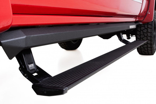 AMP RESEARCH POWERSTEP XL FOR 14-17 CHEVY SILVERADO GMC SIERRA 1500 15-17 2500 3500 CREW CAB GAS - 77154-01A