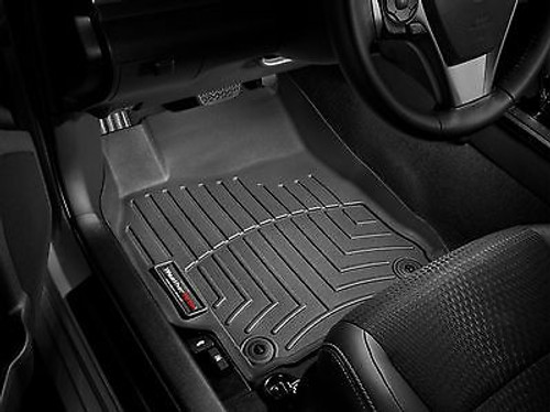 440031 - WEATHERTECH DIGITAL FIT FRONT FLOOR LINER FOR 02-06 CADILLAC ESCALADE BLACK