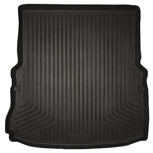 23741 - HUSKY WEATHERBEATER TRUNK CARGO LINER 2013-2015 FORD ESCAPE BLACK