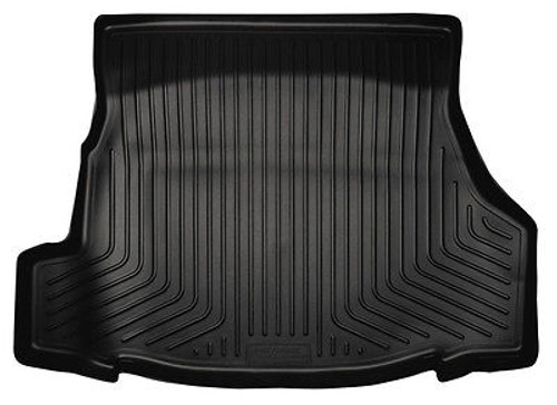 43031 - HUSKY WEATHERBEATER TRUNK LINER 2010-2014 FORD MUSTANG COUPE BLACK