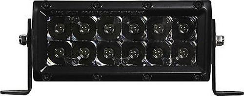 Rigid Industries 104212BLK E-Series Midnight Edition Black 4 Spot Optic
