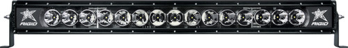 "230003 - RIGID INDUSTRIES RADIANCE WHITE ILLUMINATED 30"" LED LIGHT BAR - 230003"