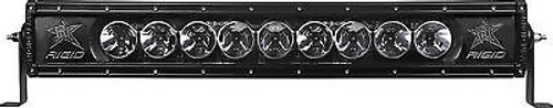 "220023 - RIGID INDUSTRIES RADIANCE RED ILLUMINATED 20"" LED LIGHT BAR"