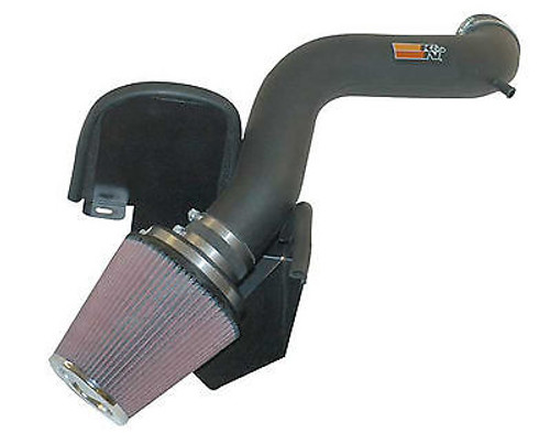 57-1538 - K&N PERFORMANCE COLD AIR INTAKE SYSTEM FOR 04-09 DODGE DURANGO 4.7L