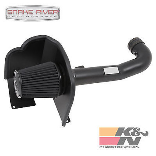 71-3082 - K&N BLACKHAWK COLD AIR INTAKE SYSTEM FOR 14-16 CHEVY GMC 1500 5.3L 6.2L