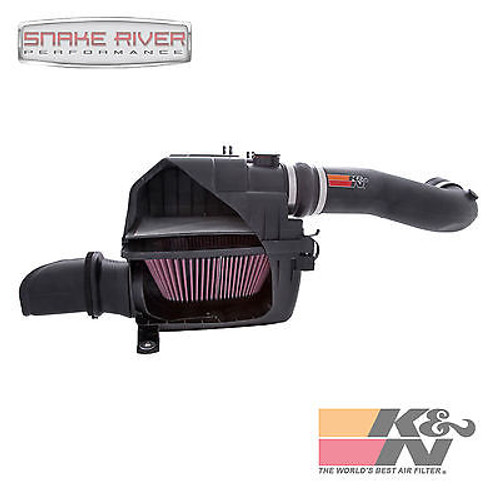 BBWQ57-9027 - K&N COLD AIR INTAKE FILTER FOR 05-06 TOYOTA TUNDRA SEQUOIA 5.7L V8