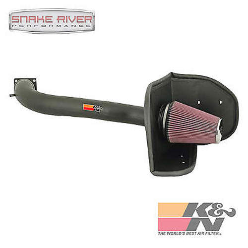BBWQ57-2570 - K&N COLD AIR INTAKE FILTER FOR 05-06 FORD F250 F350 EXCURSION 5.4L