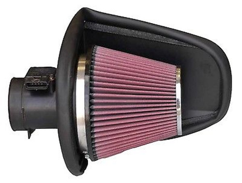 BBWQ57-2523-2 - K&N COLD AIR INTAKE FOR 96-01 FORD MUSTANG SVT COBRA 4.6L 57-2523-2