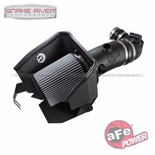 51-41262 - AFE AIR INTAKE 08-10 FORD POWERSTROKE DIESEL 6.4L PRO DRY S FILTER