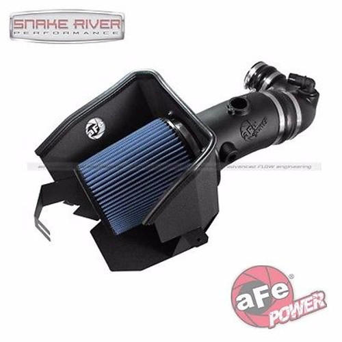 54-41262 - AFE AIR INTAKE 08-10 FORD POWERSTROKE DIESEL 6.4L PRO 5 R OILED FILTER