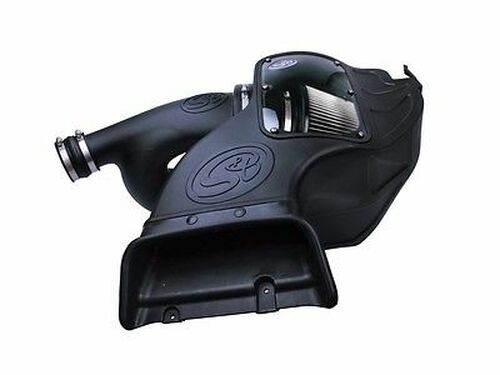 75-5081D - S&B COLD AIR INTAKE 2015-2017 FORD F150 ECOBOOST 3.5L 2.7L 75-5081D DRY FILTER