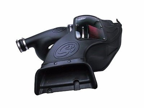 75-5081 - S&B COLD AIR INTAKE 2015-2017 FORD F150 ECOBOOST 3.5L 2.7L 75-5081 OILED FILTER