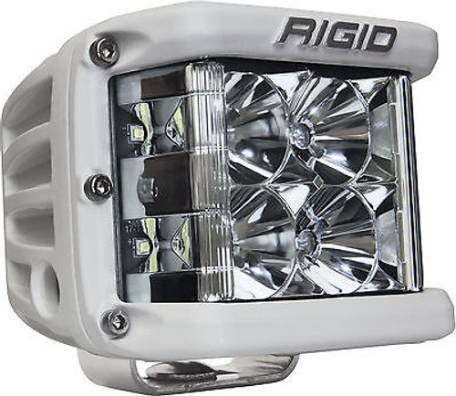 862113 - RIGID INDUSTRIES D-SS SIDE SHOOTER FLOOD SURFACE LED LIGHT MARINE GRADE DUAL
