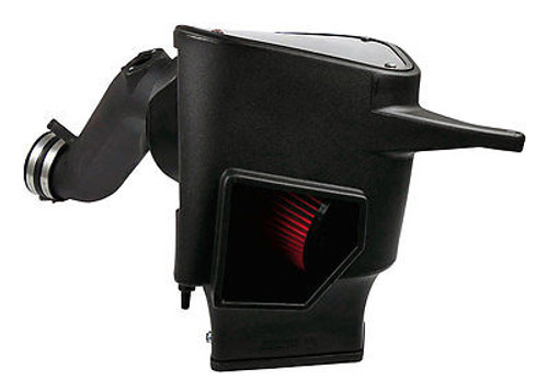 S&B COLD AIR INTAKE FOR 2010-2012 DODGE RAM CUMMINS DIESEL 6.7L OILED FILTER - 75-5092