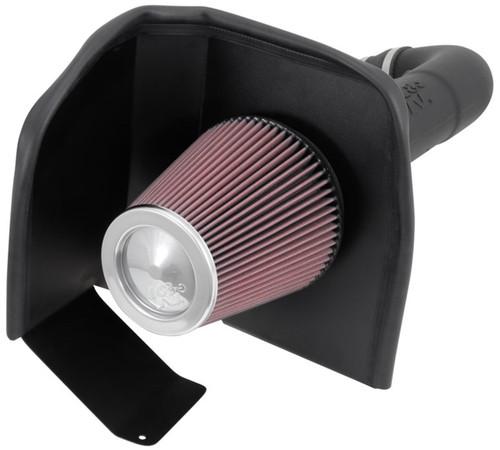 63-3082 - K&N COLD AIR INTAKE FOR 14-18 CHEVY SILVERADO GMC SIERRA 1500 5.3L 6.2L