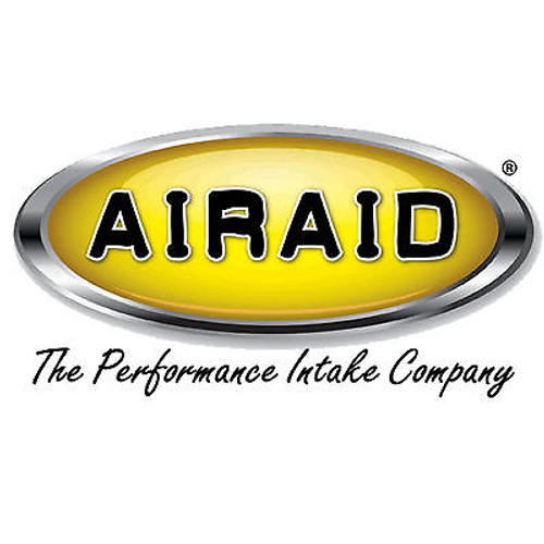 AIRAID POWERAID RED THROTTLE BODY SPACER FOR 91-06 JEEP WRANGLER 4.0L - 310-510
