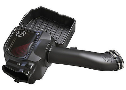 75-5085 - S&B COLD AIR INTAKE OILED 2017-2018 FORD F250 F350 POWERSTROKE DIESEL 6.7L