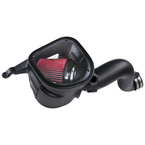 75-5093 - S&B COLD AIR INTAKE FOR 07-09 DODGE RAM CUMMINS DIESEL 6.7L OILED FILTER