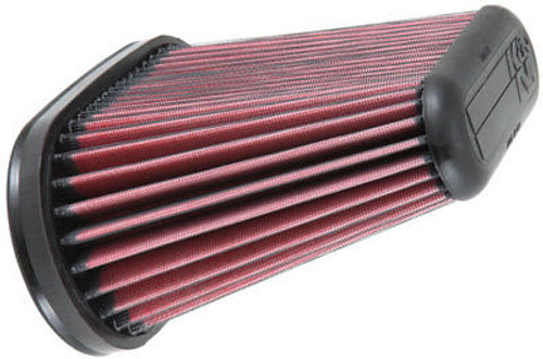 E-0665 - K&N REPLACEMENT AIR FILTER E-0665 14-18 CHEVY CORVETTE AND CORVETTE Z06 6.2L