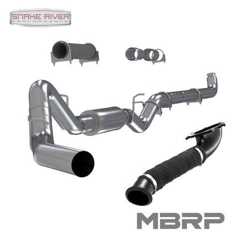 MBRP GMCA425 3 Turbo Down Pipe