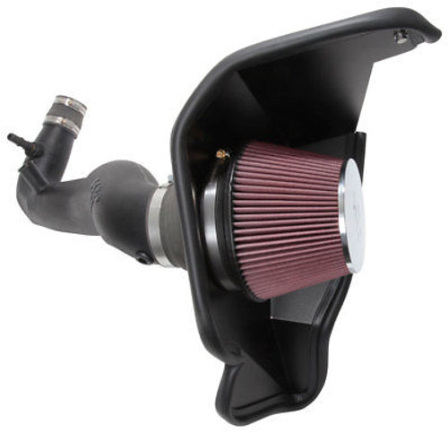 K&N COLD AIR INTAKE FOR 2018-2019 FORD MUSTANG ECOBOOST 2.3L 63-2606 OILED