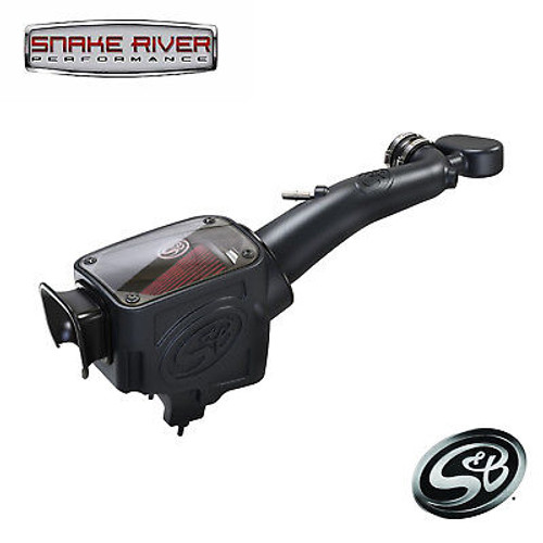 S&B COLD AIR INTAKE FOR 18-19 JEEP WRANGLER JL RUBICON 3.6L OILED AIR FILTER