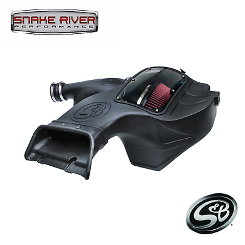 S&B COLD AIR INTAKE 2018-2019 FORD F-150 ECOBOOST 2.7L 3.5L FORD RAPTOR 75-5122