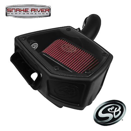 S&B COLD AIR INTAKE 15-17 VOLKSWAGEN GOLF GTI GOLF R AUDI A3 S3 2.0T DRY FILTER