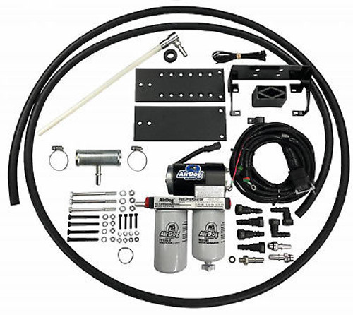 AIRDOG 2 4G FUEL SYSTEM FOR 1994-1998 DODGE RAM CUMMINS DIESEL 5.9L 165GPH - A6SABD424